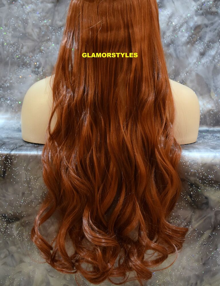 how to put in wire hair extensions
