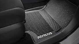 16 18 Toyota Rav4 Hv Hybrid All Weather Rubber Floor Liner