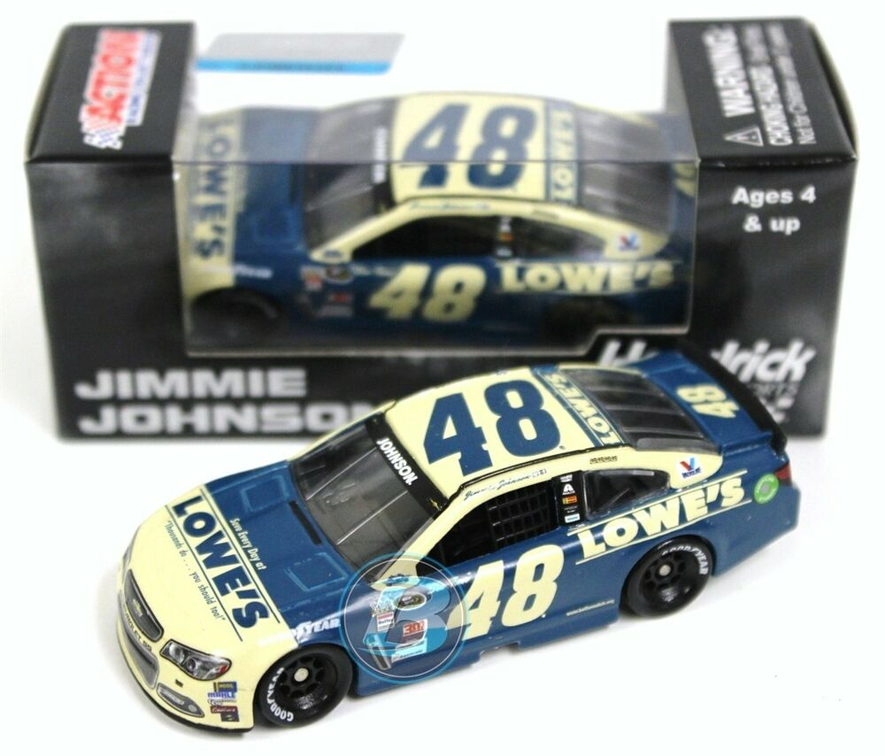 Toys That Are 48 20 : Jimmie johnson action lowe s darlington
