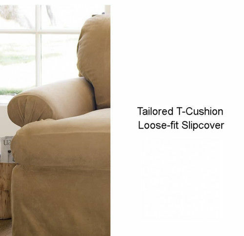 Pottery Barn T Cushion Slipcover Small Sofa Various