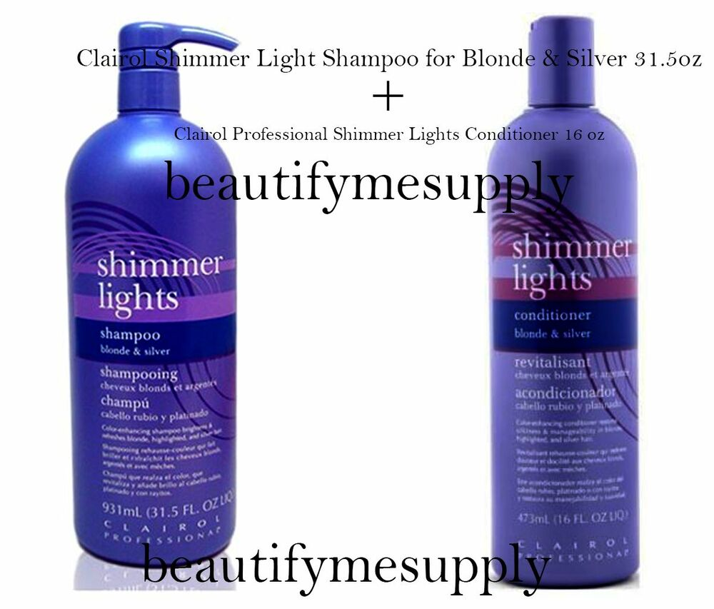 silver professional shimmer whizz fl oz uae blonde in clairol shampoo dubai product lights lighting