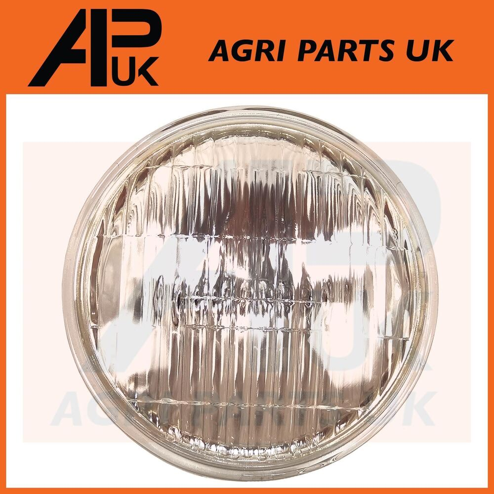 Led Headlights Sealed Beam Tractor : Leyland marshall nuffield tractor head light lamp