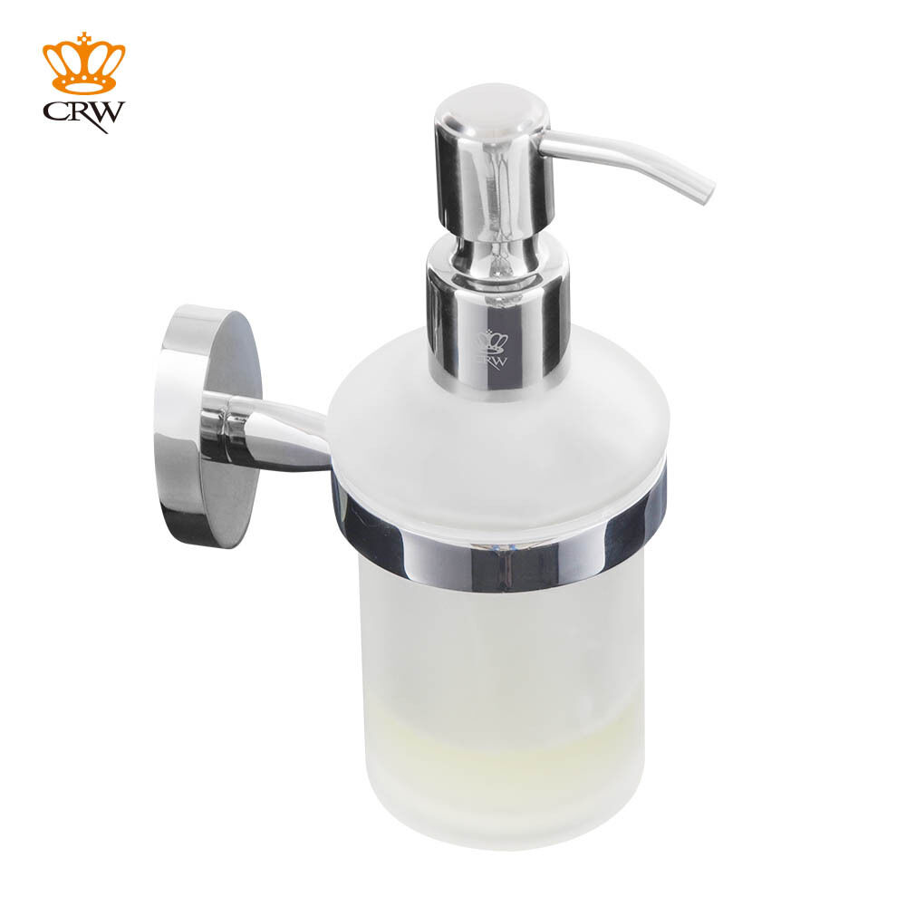 Bathroom shower shampoo liquid soap dispenser lotion pump for Liquid soap dispenser for bathroom