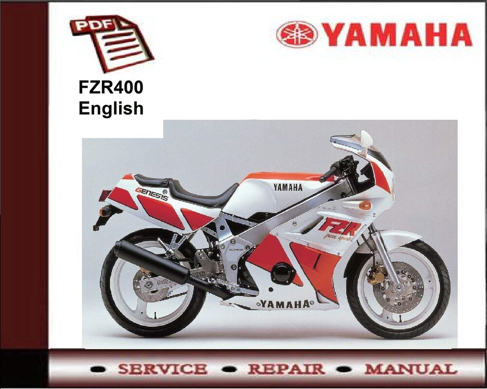 Yamaha Fzr400 Fzr 400 Workshop Service Repair Manual Ebay Mt 01 Wiring Diagram