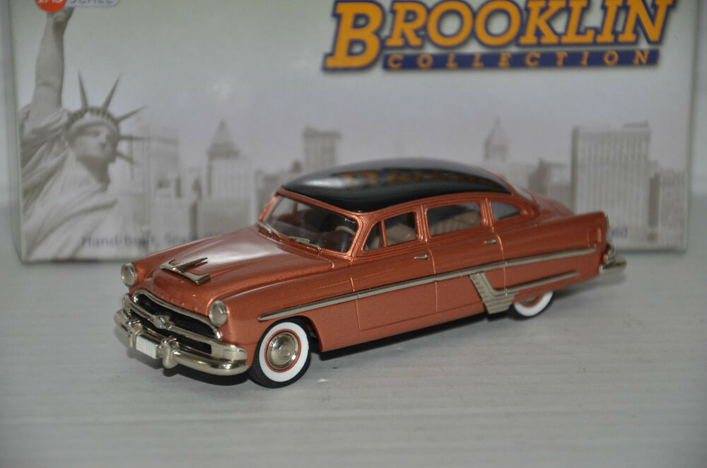 hudson hornet four door sedan brooklin brk 174x 1954 1 43. Black Bedroom Furniture Sets. Home Design Ideas