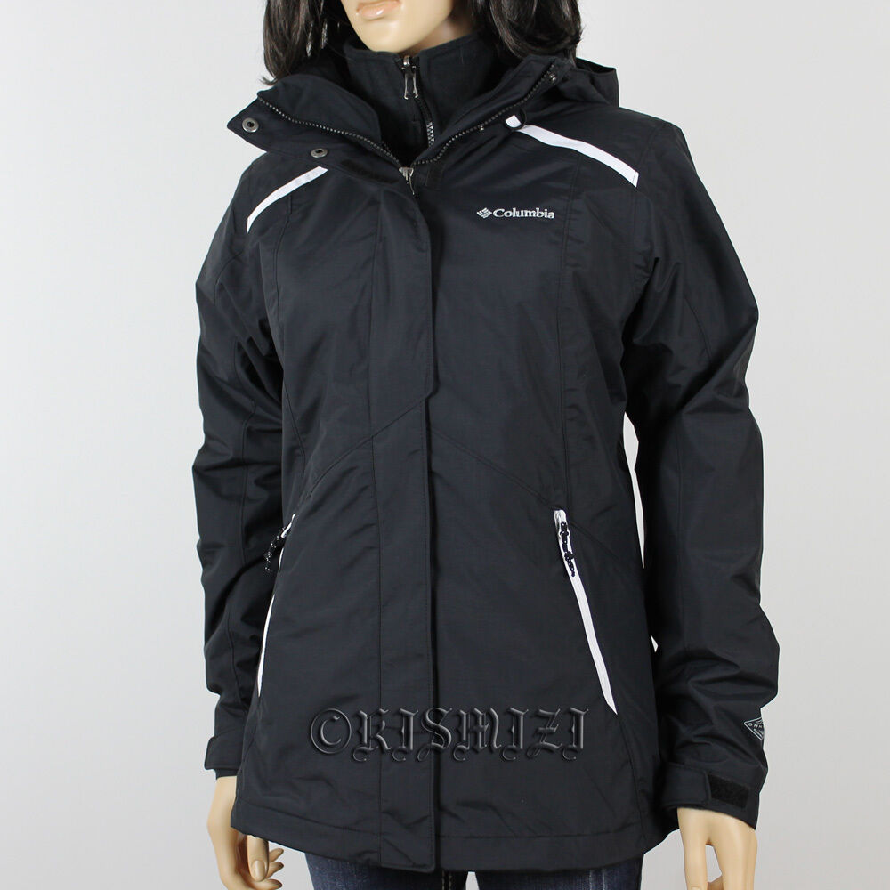 Columbia 3 in 1 womens jacket
