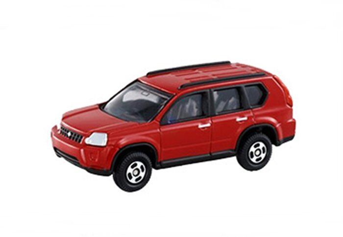 takara tomy tomica 75 nissan x trail diecast car vehicle. Black Bedroom Furniture Sets. Home Design Ideas