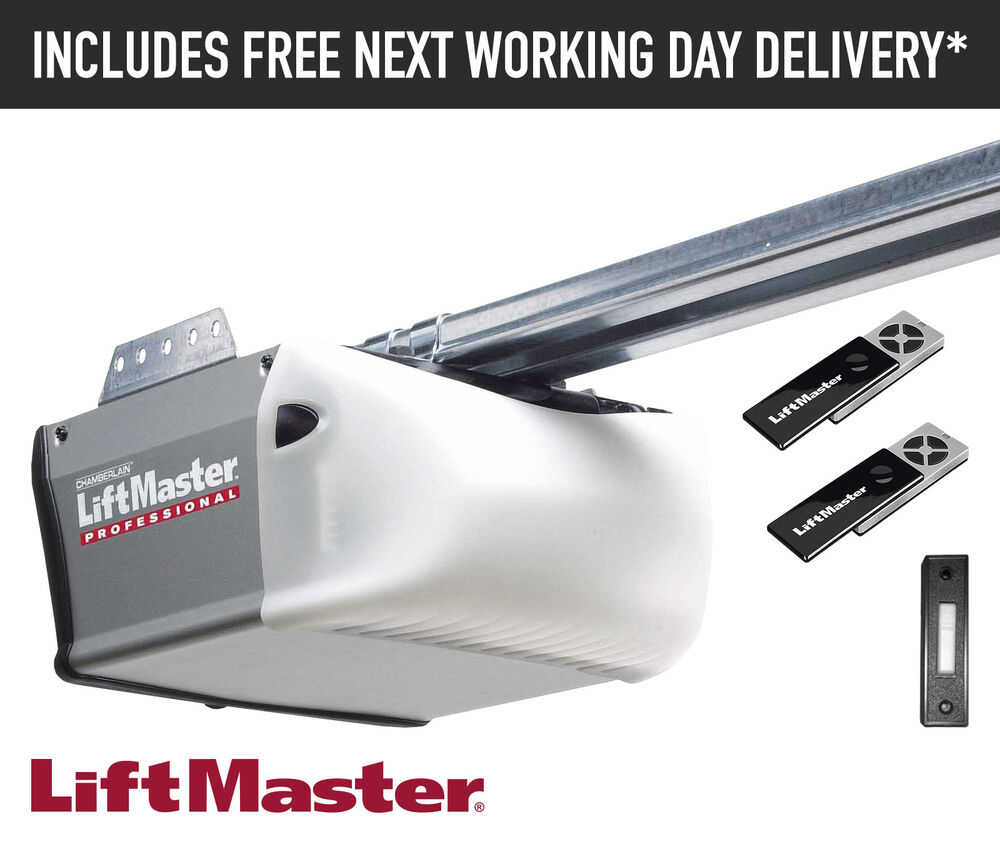 LiftMaster 5580 KTX Garage Door Opener