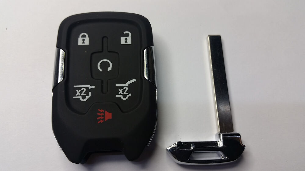 2015 2016 Chevy Tahoe And Suburban Smart Keyless Entry