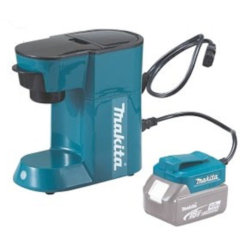 Makita Coffee Maker 18 Volt Li Lithium-Ion Cordless & 120 AC 88381677226 eBay