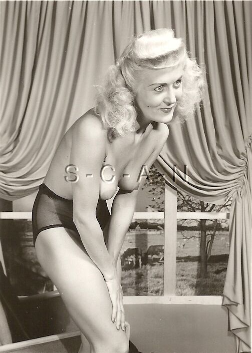 1940s 50s pussy - 3 6