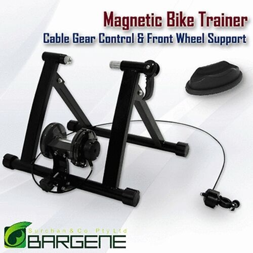 indoor bicycle magnetic home bike trainer cycling training. Black Bedroom Furniture Sets. Home Design Ideas