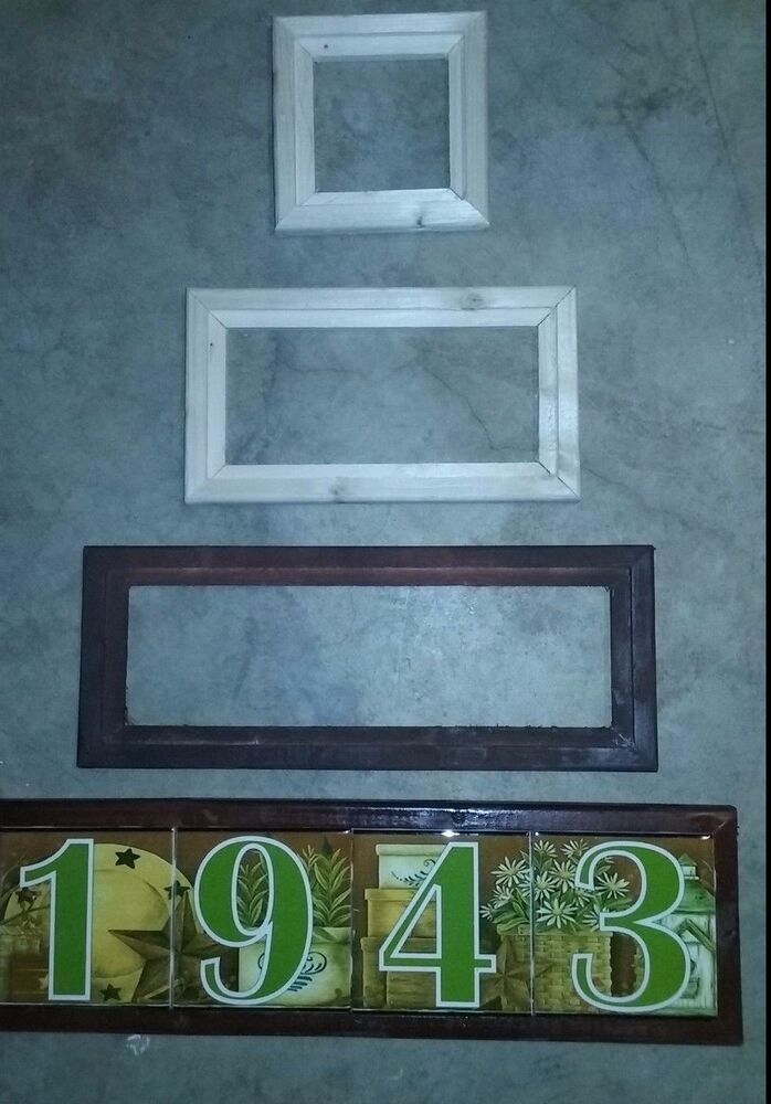 Frames for ceramic tile address house door numbers markers for House number frames