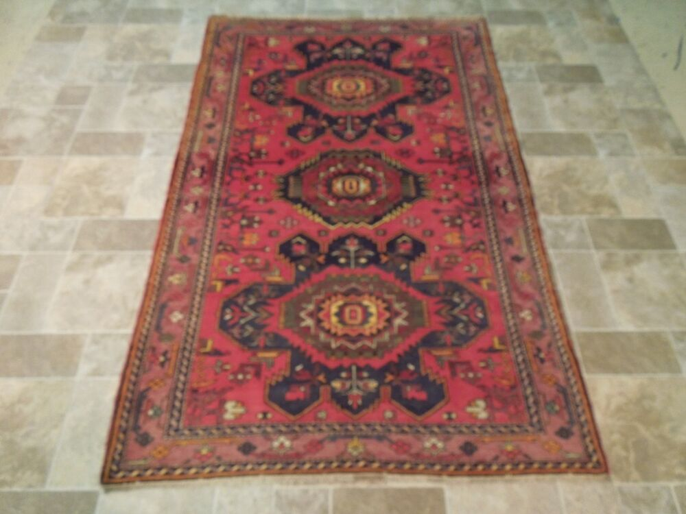 Dagestan runner rug 5 39 x 7 39 area rugs kazak stylistic for Custom made area rugs