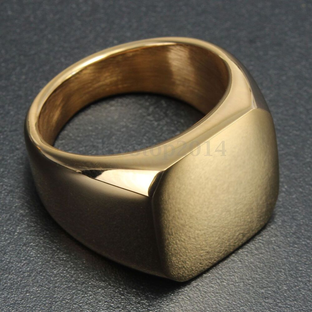 Size  Stainless Steel Rings