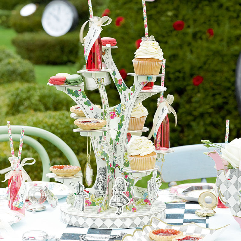 ALICE IN WONDERLAND TRULY ALICE MAD HATTERS TEA PARTY