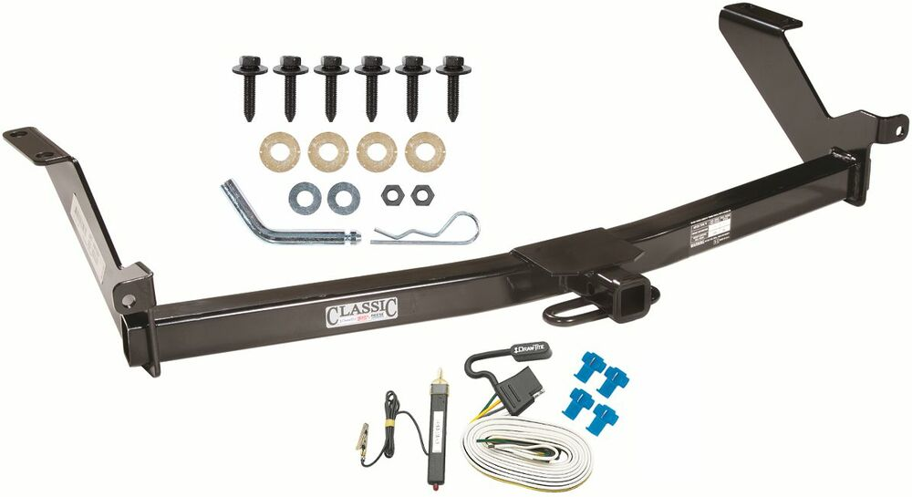 trailer hitch w wiring kit fits 1985 2005 chevy astro. Black Bedroom Furniture Sets. Home Design Ideas