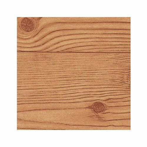 Kitchen Shelf Liner Paper: Self Adhesive Decorative Contact Paper Knotty Pine 18X9