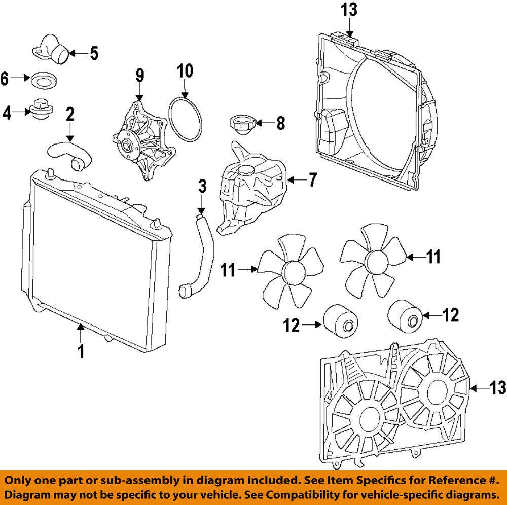 Cadillac GM OEM 09-14 CTS-Engine Coolant Thermostat ...