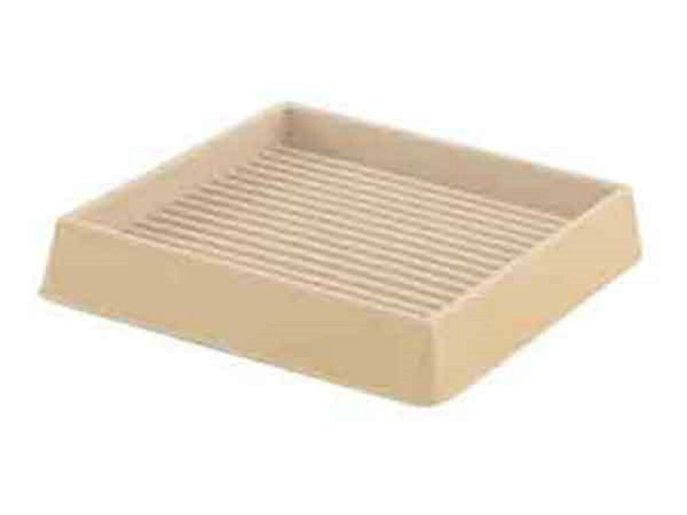 Rubber Furniture Rest Square Castor Cup 75mm 3 Quot Castor
