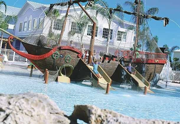 Marriott harbour lake orlando timeshare rental 2br 2 - Child friendly hotels swimming pool ...
