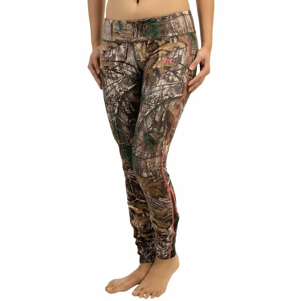 Realtree Camo Yoga Shorts Color Options By Girlswithguns22: Under Armour Womens Realtree Camo Leggings Yoga Pants S M