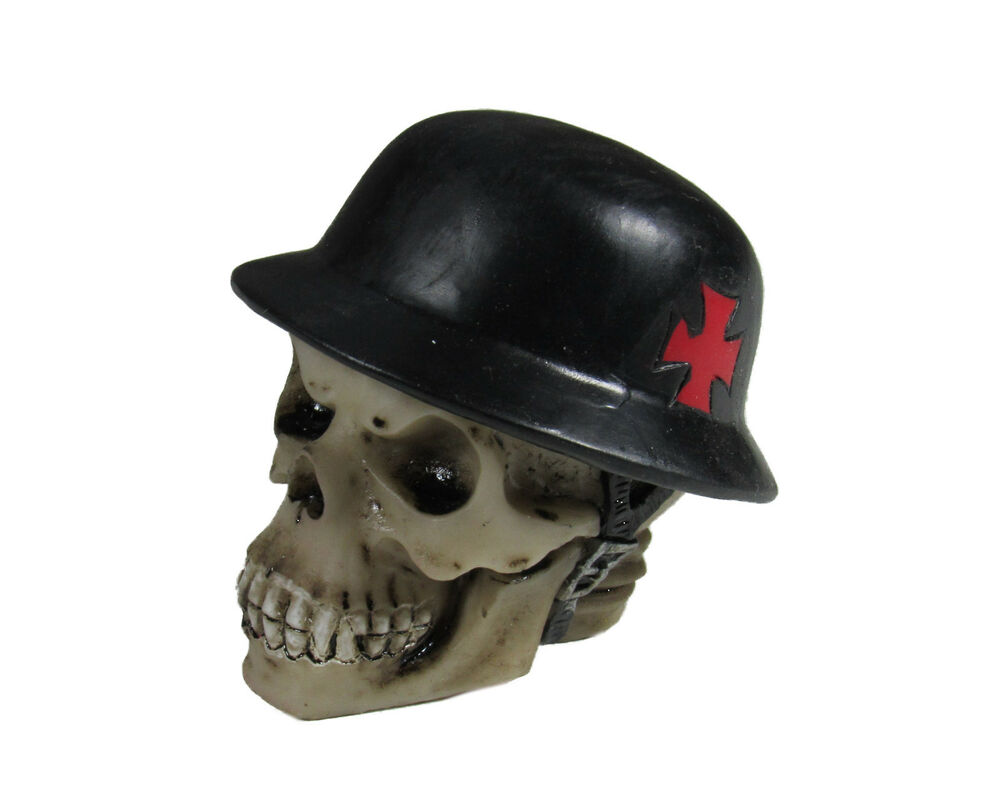 Iron Cross Helmet Project Skull Plastic Halloween Skeleton