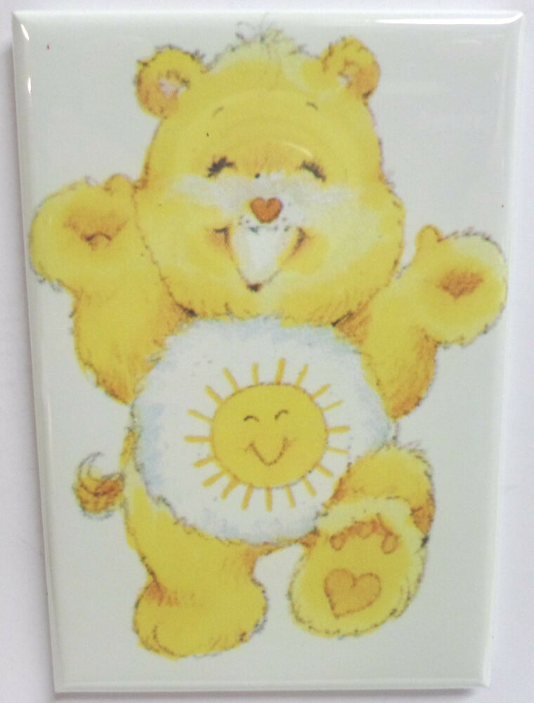 retro care bears