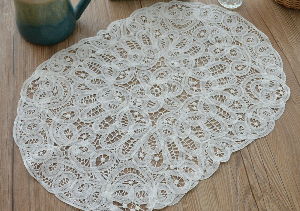 Lace doilies wedding