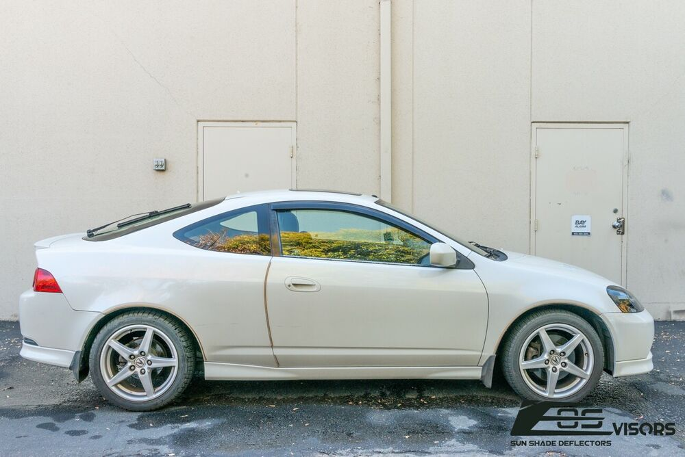 Acura Rsx Cars For Sale In Ohio: For 02-06 Acura RSX Integra DC5 Smoke Tinted JDM Side