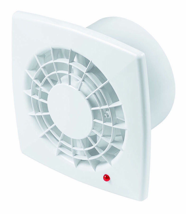 "Bathroom Extractor Fan Ducting Size 100mm / 4"" with Pull ..."