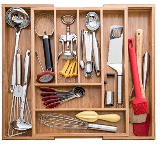 kitchen cabinet utensil organizer kitchen utensil cutlery and utility drawer organizer 19747