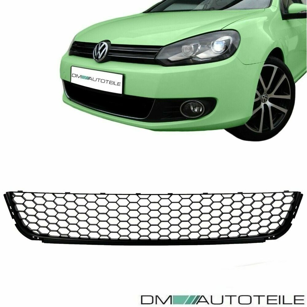 vw golf 6 vi gti gtd sto stange wabengitter front. Black Bedroom Furniture Sets. Home Design Ideas