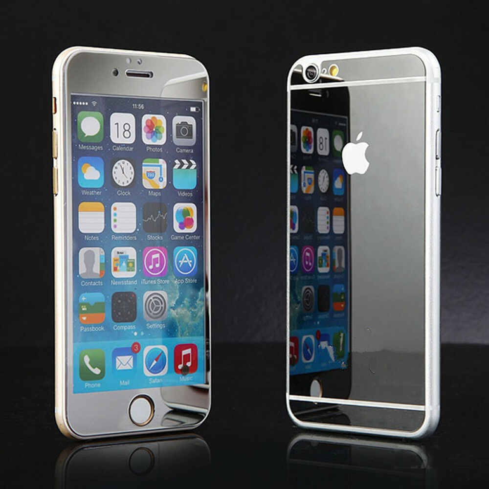 film coque protecteur vitre protection verre tremp avant arriere iphone 5 6 s 7 ebay. Black Bedroom Furniture Sets. Home Design Ideas