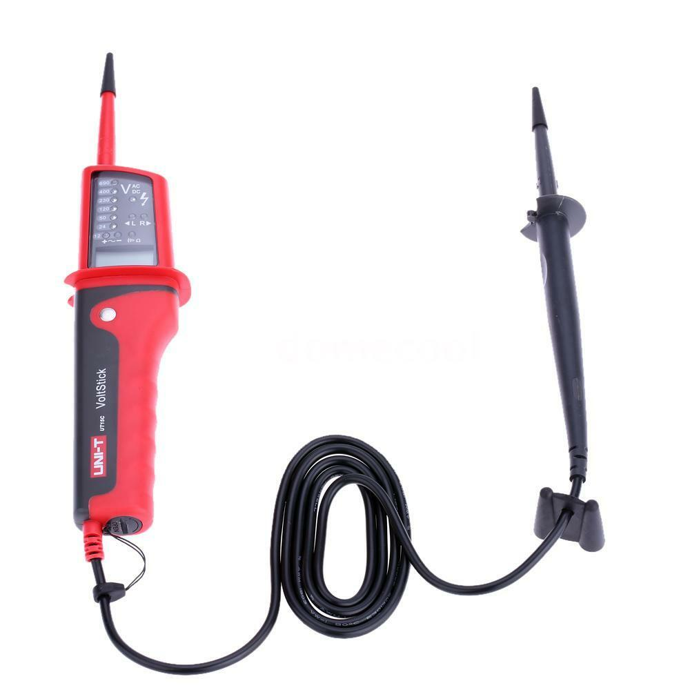 New Electrical Tester : New uni t ut c digital lcd ac dc voltage electrical