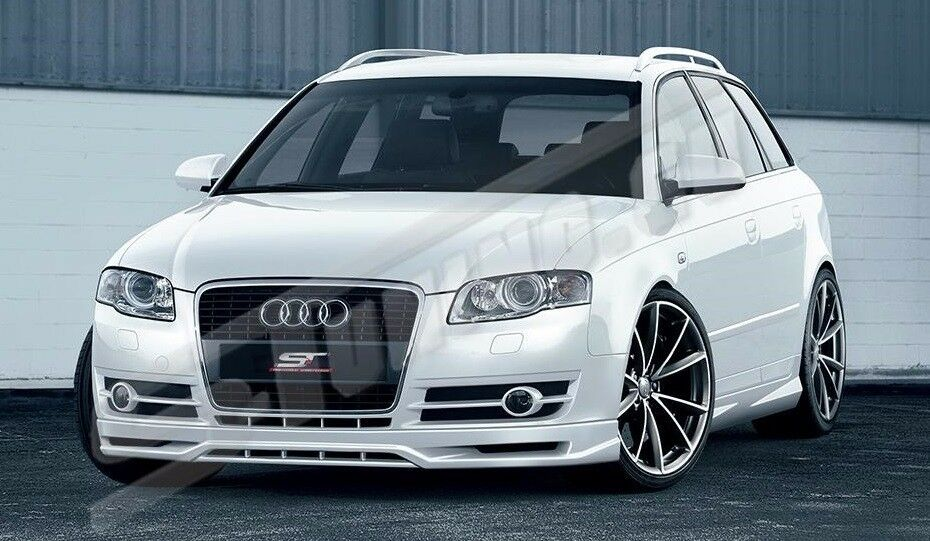 audi a4 b7 8f avant wagon combi kombi full body kit. Black Bedroom Furniture Sets. Home Design Ideas