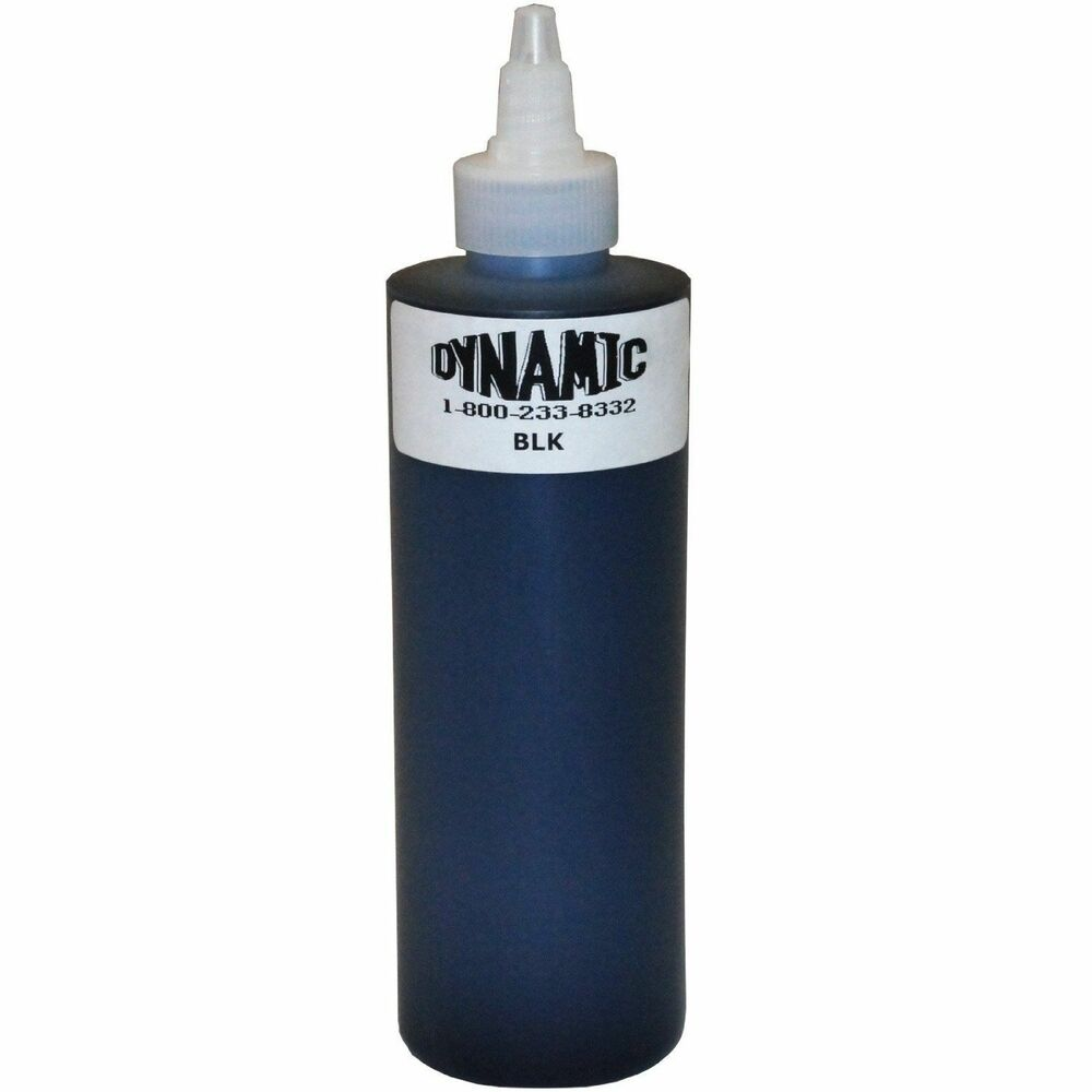 dynamic black lining tribal shading tattoo ink 8 oz 100