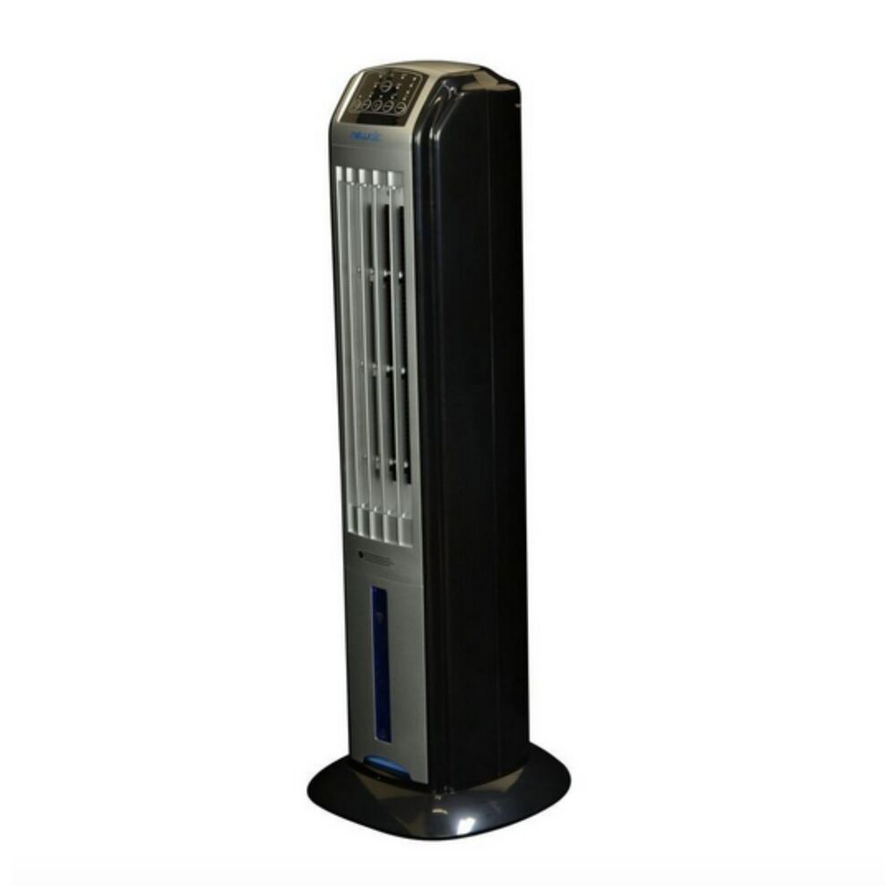 Air Cooler Fan : Newair portable electric air evaporative swamp cooler