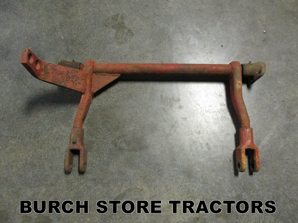 Tractor Lift Arm Extension : Official ih farmall point fast hitch rockshaft
