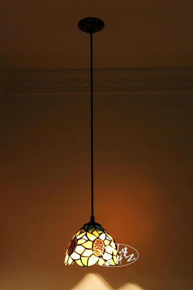 tiffany style stained glass hanging pendant ceiling lamp lighting. Black Bedroom Furniture Sets. Home Design Ideas