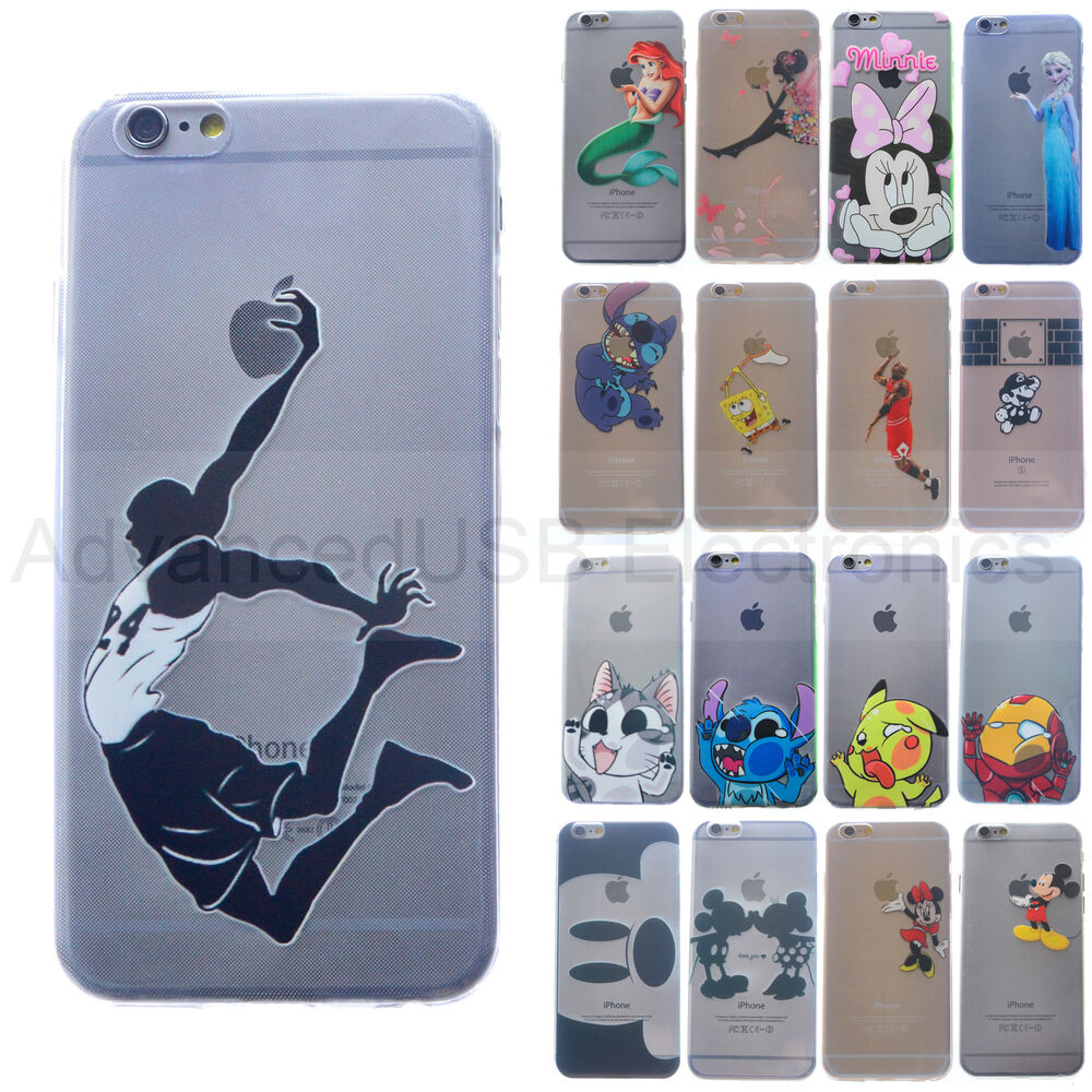 disney iphone 5s cases disney snow white clear tpu soft silicone cover for 13998