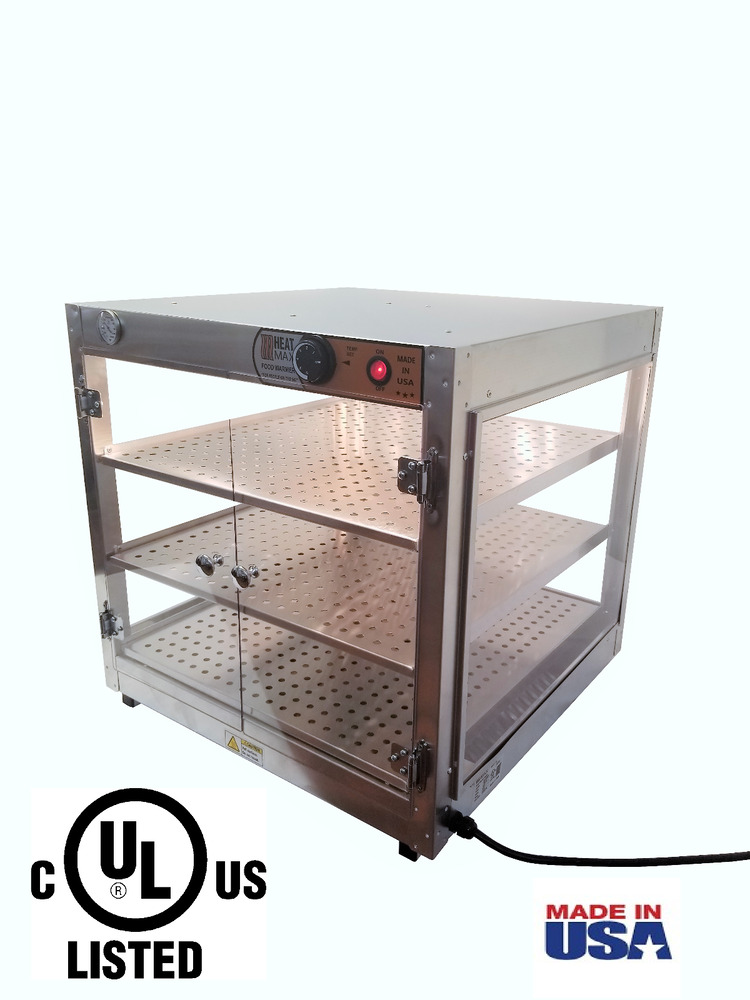 Industrial Food Warming Boxes ~ Commercial food warmer heatmax up to quot large