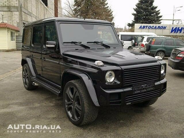 Mercedes g class g wagon w460 w461 w463 body kit real for Mercedes benz g class parts