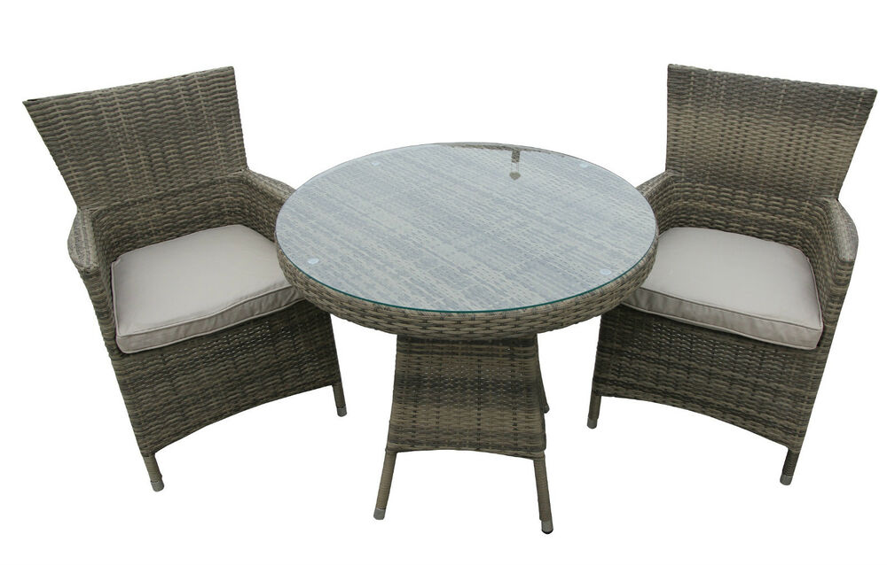 Rattan Bistro Dining Set 2 Seater Outdoor Rattan Garden  : s l1000 from www.ebay.co.uk size 1000 x 638 jpeg 78kB