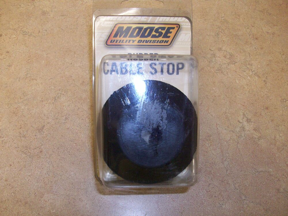 New Moose Winch Rubber Cable Fairlead Stop Stopper Cushion
