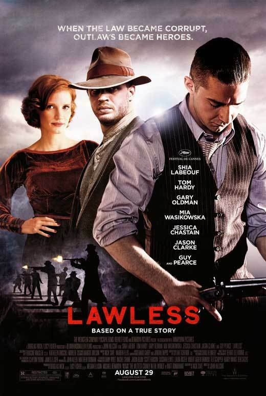 lawless movie poster licensednewusa 27x40quot theater
