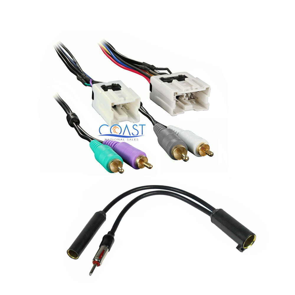 car radio stereo install wiring harness antenna for 2003 images of 2014 nissan murano wiring order