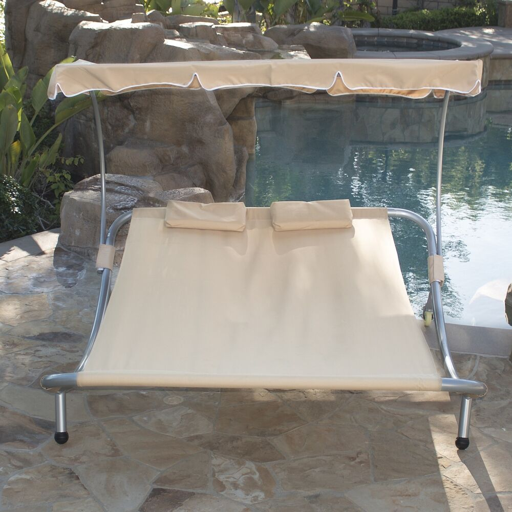 Pool Chaise Pillow