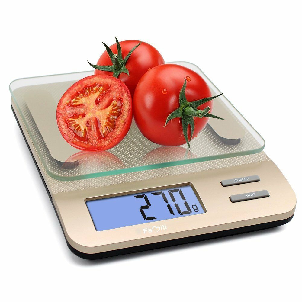 11lbs 5kg Digital Electronic Lcd Kitchen Food Diet Postal Scale Weight Balance Ebay