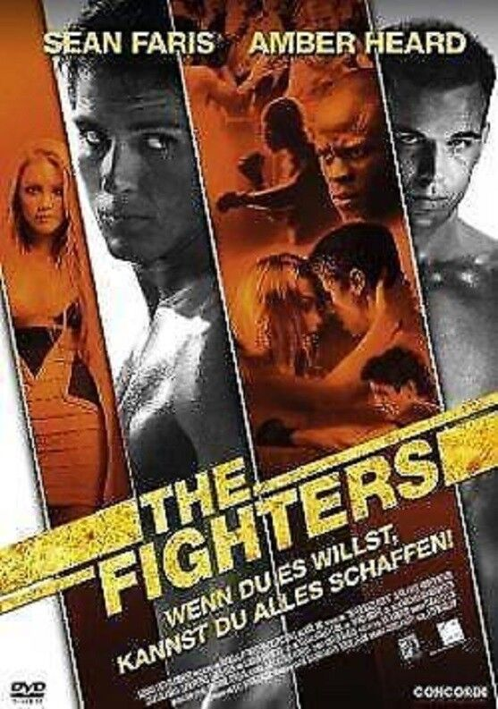 dvd the fighters wenn du es willst kannst du alles schaffen 1878 4010324026781 ebay. Black Bedroom Furniture Sets. Home Design Ideas